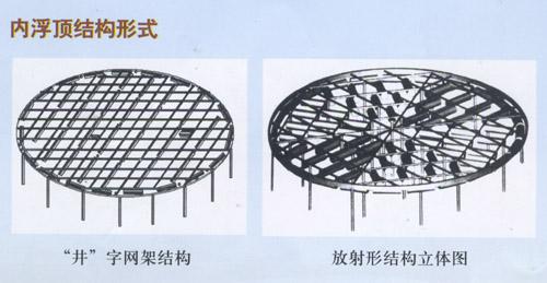 两种内浮顶结构图片